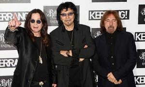 Black Sabbath reunião