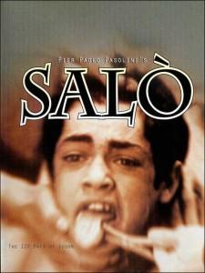 Salò (120 dias de Sodoma) - Filmes mais polêmicos