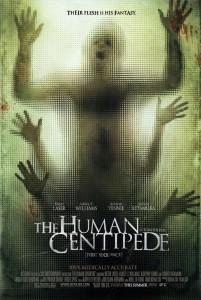 A centopeia Humana - Filmes mais polêmicos