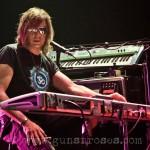 Chris Pitman - Guns N' Roses (atualmente)
