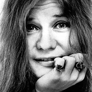 Janis Joplin face
