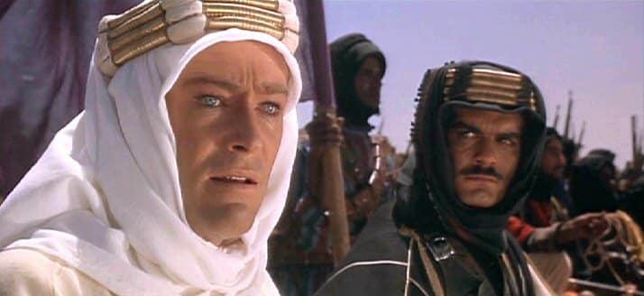 Maiores filmes da história, lawrence da arábia
