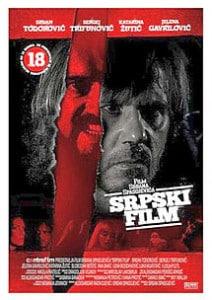 Poster A Serbian Film