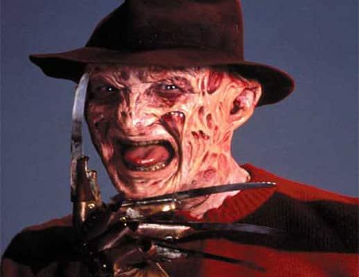 Conheça os filmes de Freddy Krueger