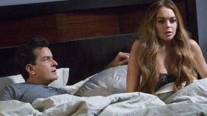 Charlie Sheen e Lindsay Lohan