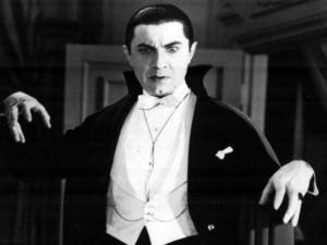 Béla Lugosi como Drácula