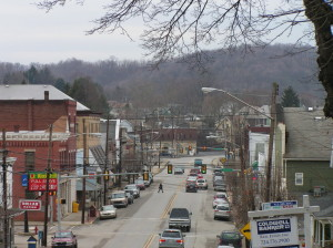Centro de Evans City
