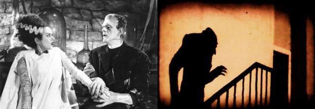 A noiva do Frankstein/ Nosferatu