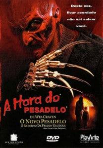 A Hora do Pesadelo 7 - O Novo Pesadelo O Retorno de Freddy Krueger