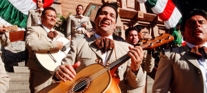 Mariachi musica mexicana