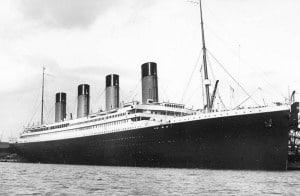 História do Titanic verdadeira