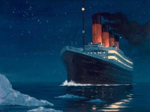Representação do Titanic