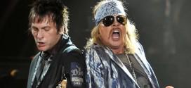 Novas músicas do Guns N' Roses