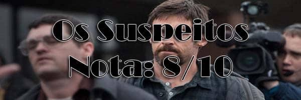 os suspeitos nota