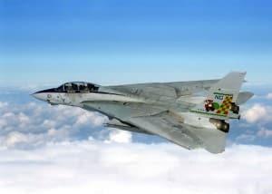 Um F-14 Tomcat