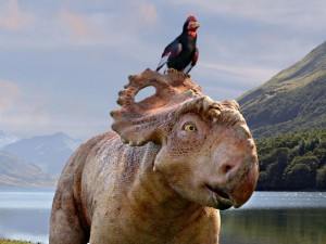 caminhando com os dinossauros