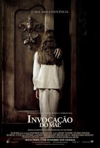 Outro poster de divulgação do filme. Ainda mais sinistro.