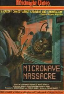 O Massacre do Microondas