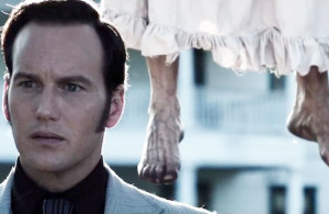 O demonologista Ed Warren (Patrick Wilson) às voltas com fantasmas, demônios e outras forças do além.