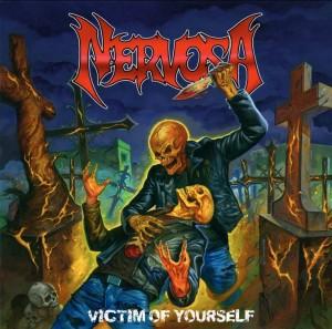 """Victim of Yorself"", mais novo trabalho do Nervosa."