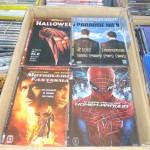 OBS: os filmes exibidos exibidos dentro do plástico são originais. Estão fora do estojo para poupar espaço. Na compra destes filmes, eles voltam para seus respectivos estojos.
