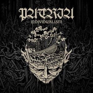 """Capa do novo álbum """"Individualism"""". Homenagem ao Kreator?"""