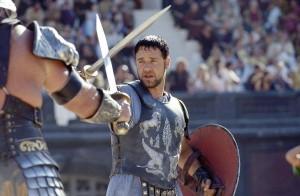 Filmes épicos: Gladiador