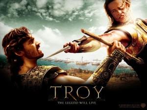 Filmes épicos: Tróia