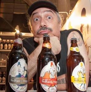 Cerveja Velhas Virgens