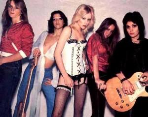 The Runaways banda punk