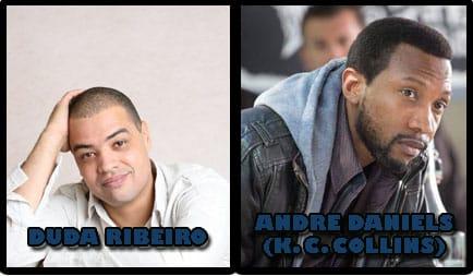 DUDA RIBEIRO COMO ANDRE DANIELS