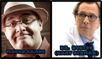 MAURO RAMOS COMO DR. NORTON