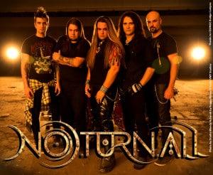 Banda Noturnall entrevista