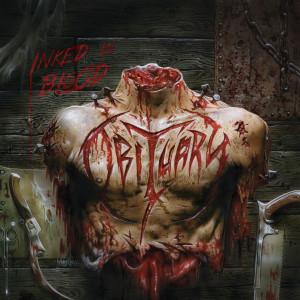 "A assustadora capa de ""Inked in Blood"""