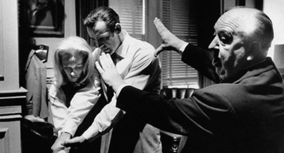 Um corpo que cai - Filmes de Alfred Hitchcock
