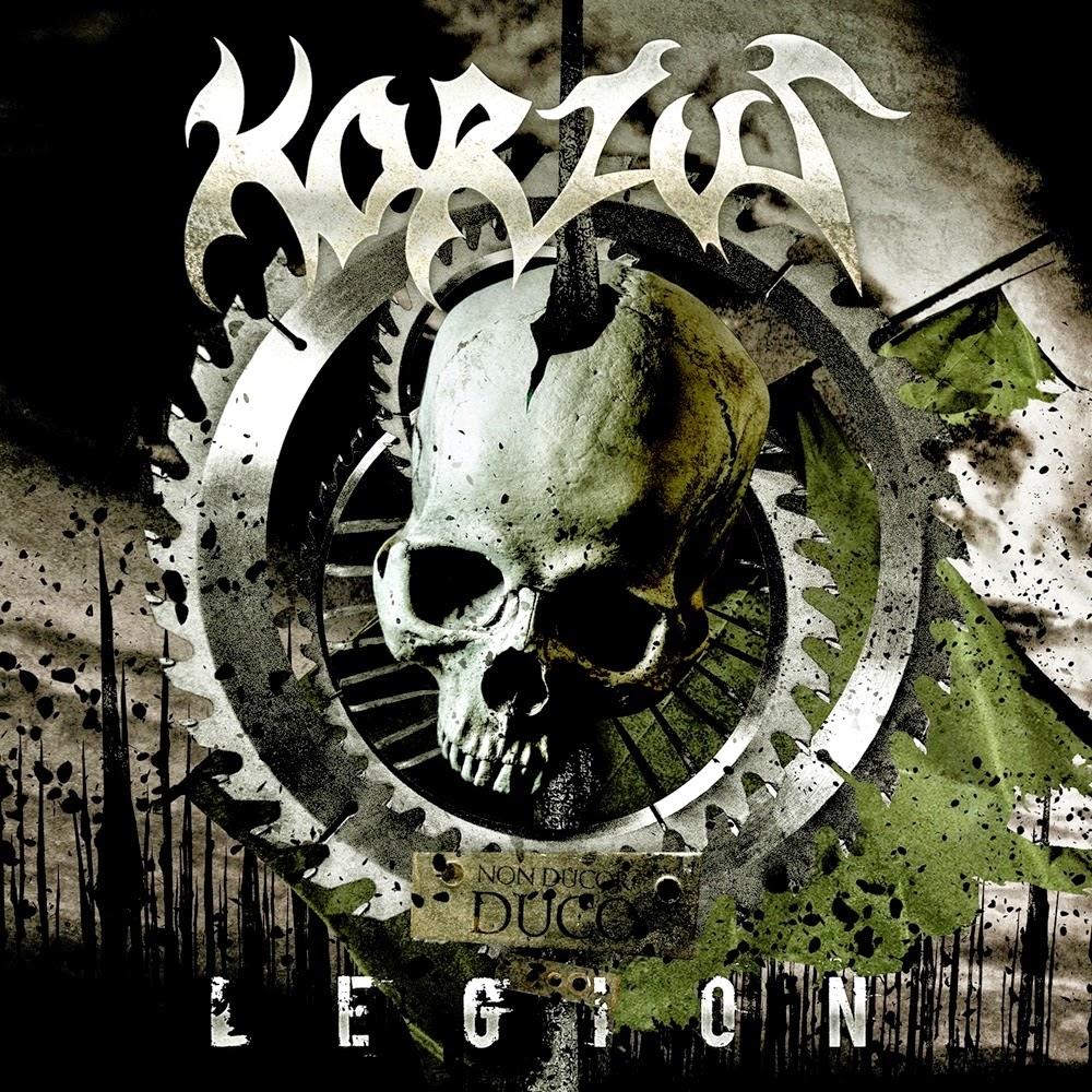 Korzus - Legion (2014)