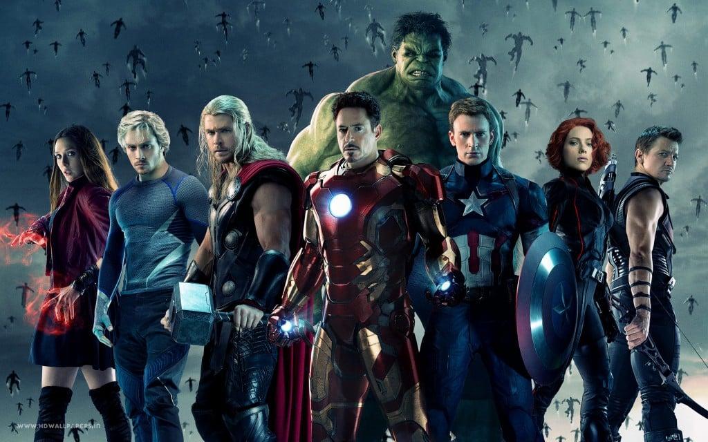 Os Vingadores 2