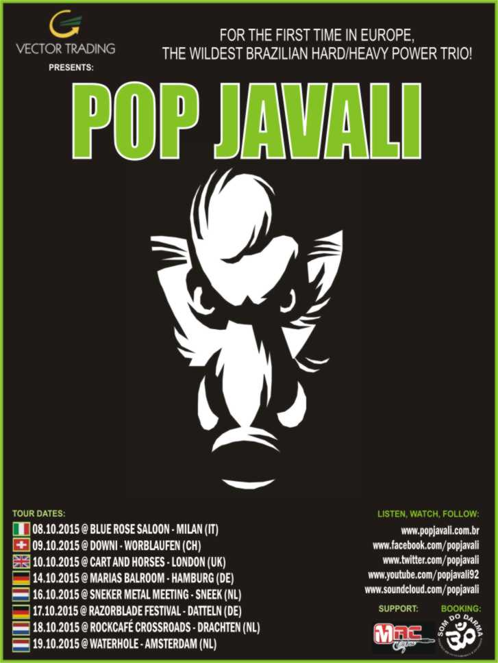 Pop Javali Europa