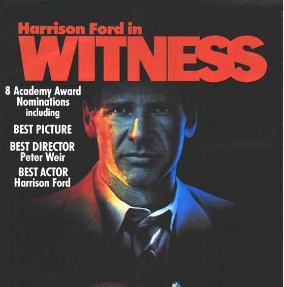A Testemunha (Witness) 1985