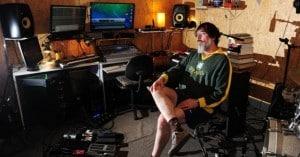 Lobão fez todo trabalho no seu próprio estúdio, tocando todos os instrumentos.