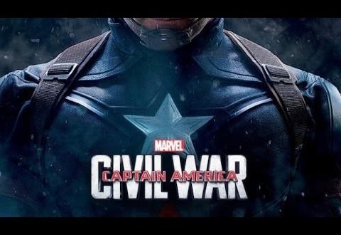 Guerra Civil: teamIron X teamCapitão