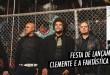 Clemente lança disco solo com a Fantástica Banda Sem Nome
