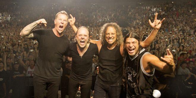 Metallica: revigorado e ainda relevante