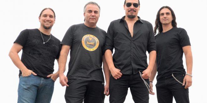 """Aquilla representa o Metal no concurso de bandas """"A Chance Music Festival"""""""