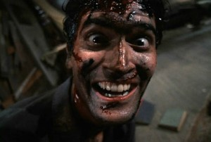 The Evil Dead 1981, Ash