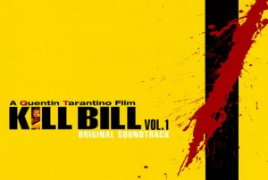 Kill Bill Soundtrack - trilha sonora