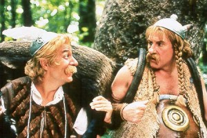 Gérard Depardieu como Asterix