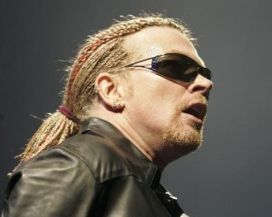 Axl Rose Dreads 2006