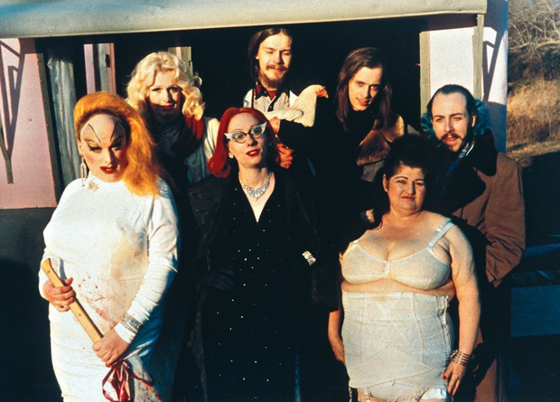 Elenco Pink Flamingos, 1972