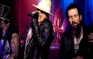 Guns n Roses Atualmente